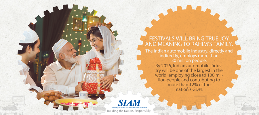FESTIVALS WILL BRING TRUE JOY AND MEANING TO RAHIM'S FAMILY.